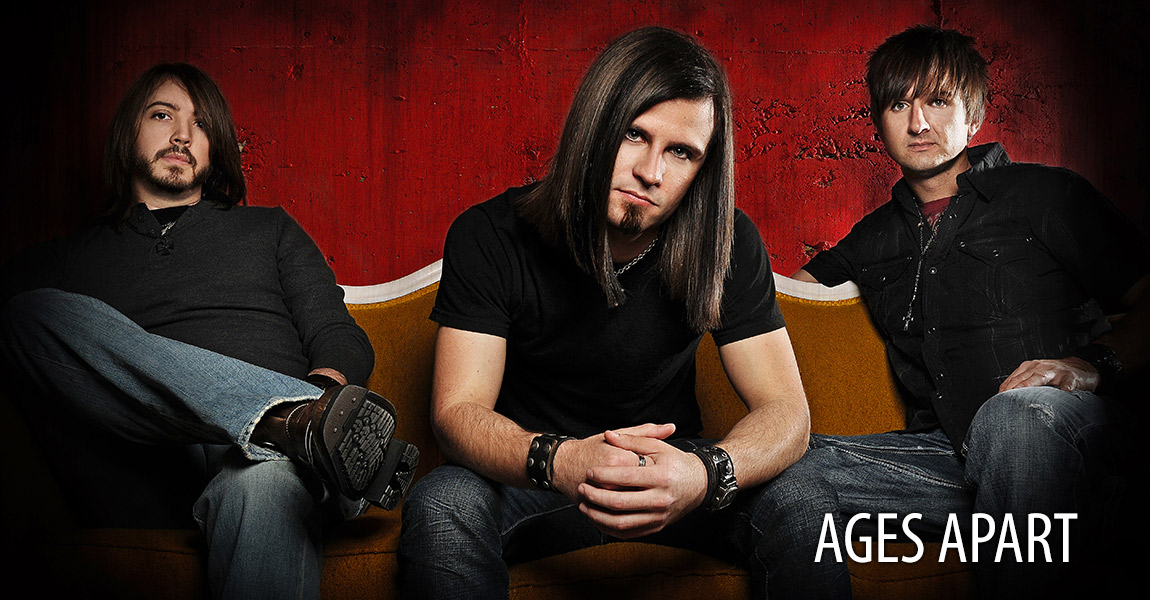 Ages Apart - Alternative Rock band from Alabama