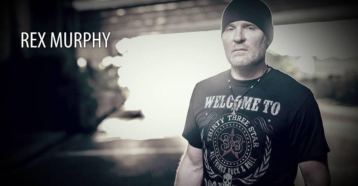 Rex Murphy - Singer, Songwriter, Guitarist