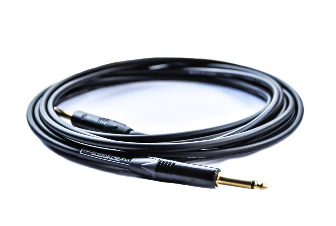 LLR LiFeLINE Premium Instrument, Guitar, Bass cable by Lucid Audio Project