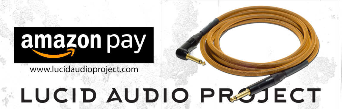 Amazon Pay on Lucid Audio Project